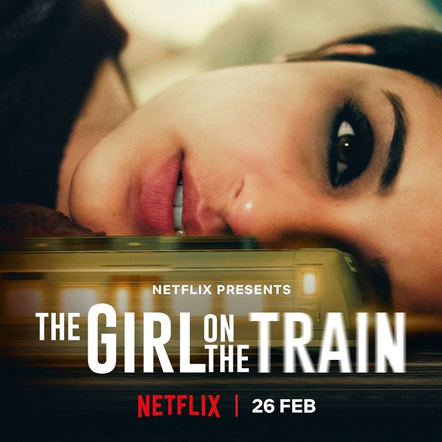The Girl on the Train- Movie Review