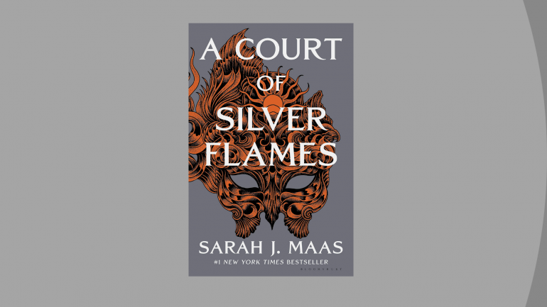 A Court of Silver Flames by Sarah J Maas- Book Review