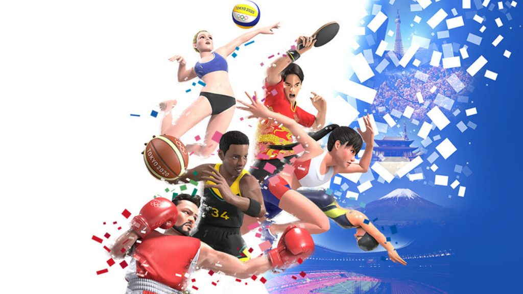 Poster of Tokyo Olympics 2021