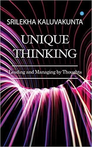Book- Unique Thinking